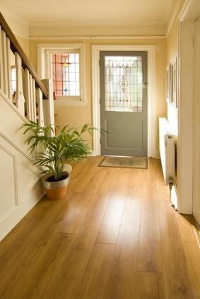 decoration espace entree maison
