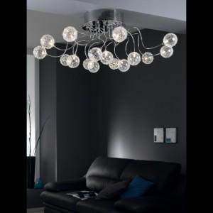 luminaire interieur or