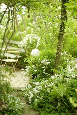 Jardin l 39 anglaise conseil jardinage entretien jardin for Deco jardin anglais