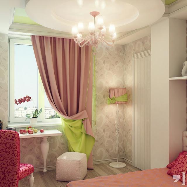 conseil rideau chambre astuce voilage chambre choix rideaux chambre. Black Bedroom Furniture Sets. Home Design Ideas