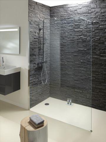 La douche italienne, fer de lance de décoration moderne