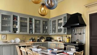 Une déco de style campagne dans votre cuisine