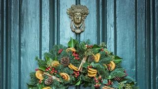 Ambiance Noël à la maison
