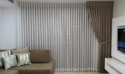 Choisir vos rideaux selon vos fenêtres