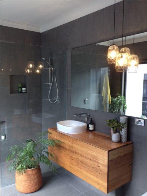 5 Idees Deco Pour La Salle De Bains Reperees Sur Pinterest