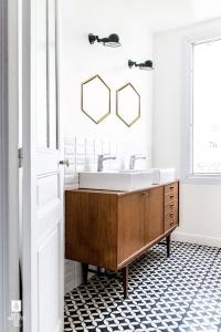 décoration de salle de bains minimaliste