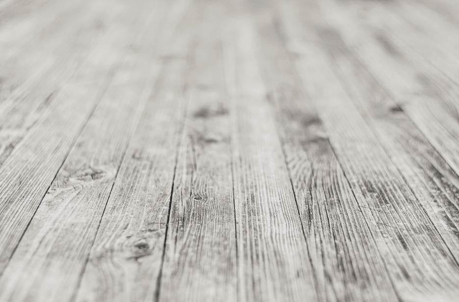 Parquet clair en bois neuf
